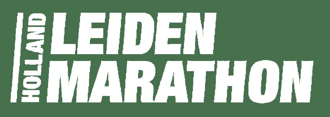 Leiden Marathon Footer Logo